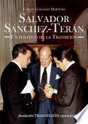 libro Salvador Sánchez Terán.