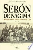 libro Serón De Nágima. Memorias De Un Pueblo Soriano. Tomo V
