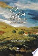 libro Sofía: Pinceladas De Una Vida