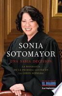 libro Sonia Sotomayor