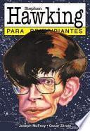 libro Stephen Hawking Para Principiantes