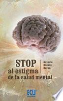 libro Stop Al Estigma De La Salud Mental