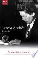 libro Teresa Andrés. Biografía