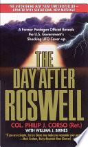 libro The Day After Roswell