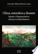 libro Clima, Naturaleza Y Desastre