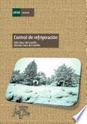 libro Control De RefrigeraciÓn