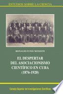 libro El Despertar Del Asociacionismo Científico En Cuba