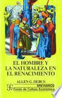 libro El Hombre Y La Naturaleza En El Renacimiento