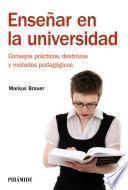 libro Enseñar En La Universidad
