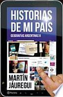 libro Historias De Mi País