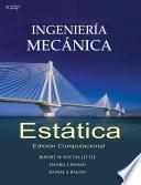 libro Ingenieria Mecanica Estatica/ Engineering Mechanics