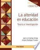 libro La Alteridad En Educación