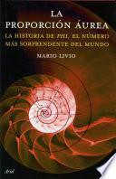libro La Proporción áurea