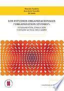 libro Los Estudios Organizacionales