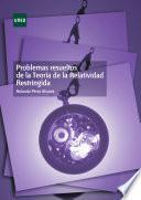 libro Problemas Resueltos De TeorÍa De La Relatividad Restringida