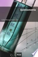libro Quimiometría