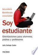 libro Soy Estudiante