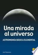 libro Una Mirada Al Universo