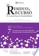 libro Uso Agrícola De Materiales Digeridos: Situación Actual Y Perspectivas De Futuro Iii.7