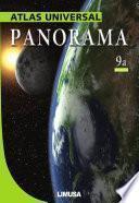 libro Atlas Universal Panorama, 9a Ed