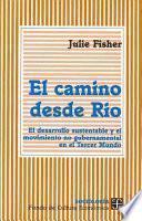 libro El Camino Desde Río