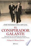 libro El Conspirador Galante