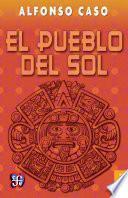 libro El Pueblo Del Sol