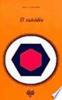 libro El Suicidio