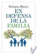 libro En Defensa De La Familia