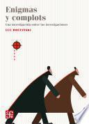 libro Enigmas Y Complots