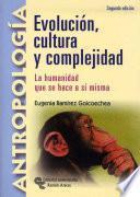 libro Evolución, Cultura Y Complejidad