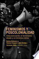 libro Feminismos Y Poscolonialidad