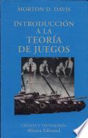 libro Introducción A La Teoría De Juegos