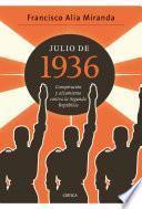 libro Julio De 1936