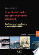 libro La Evolución De Los Cruceros Marítimos En España