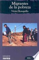 libro Migrantes De La Pobreza