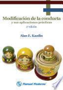 libro Modificación De La Conducta Y Sus Aplicaciones Prácticas