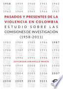 libro Pasados Y Presentes De La Violencia En Colombia