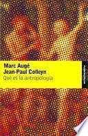 libro Qué Es La Antropología