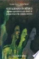 libro Sexualidades En México