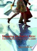 libro Shopping En Puerto Rico: