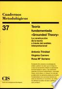 libro Teoría Fundamentada  Grounded Theory