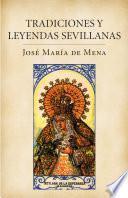 libro Tradiciones Y Leyendas Sevillanas