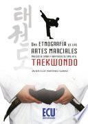 libro Una Etnografía De Las Artes Marciales