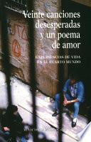 libro Veinte Canciones Desesperadas Y Un Poema De Amor...