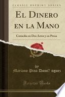 libro El Dinero En La Mano