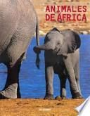 libro Animales De África