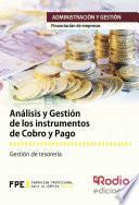 libro Análisis Y Gestión De Los Instrumentos De Cobro Y Pago. Financiación De Empresas