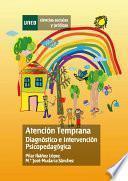libro AtenciÓn Temprana DiagnÓstico E IntervenciÓn PsicopedagÓgica