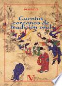 libro Cuentos Coreanos De Tradición Oral